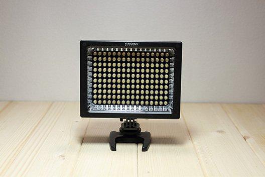 カメラ用LED照明 YN160 S