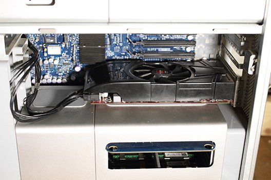 RadeonHD6870 6pin電源ケーブル