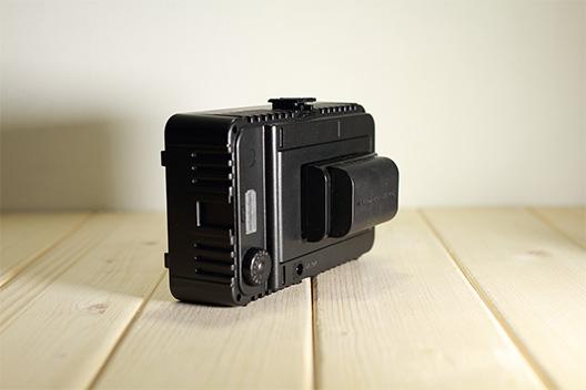 カメラ用LED照明 LOE168A