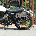 バイク用サイドバッグをお探しならコレがオススメ。